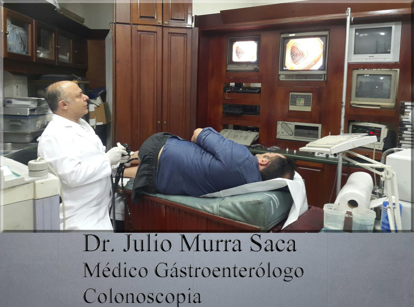 Anal doctor gastro